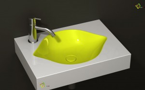 bathroom-shocking-lemony-yellow-fruit-inspired-bathroom-sink-design-unique-decorative-designer-bathroom-sink