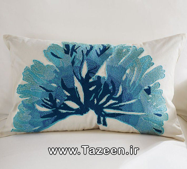 Blue-coral-pillow