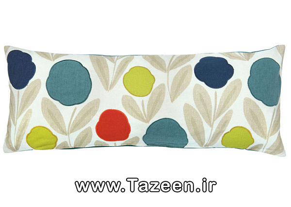 Coloful-floral-throw-pillow