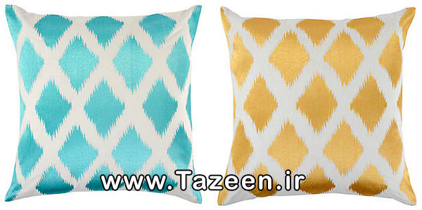 Diamond-ikat-pillows-from-Z-Gallerie