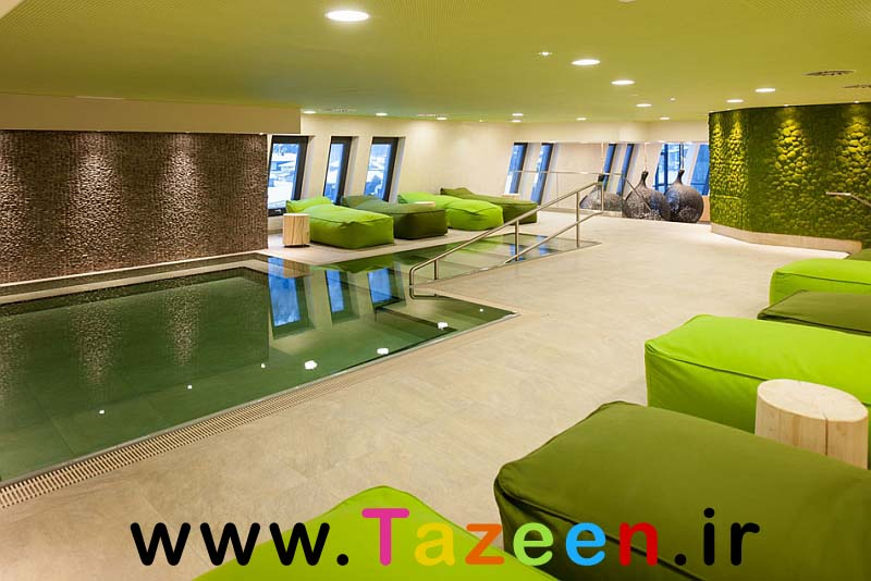 Green-interiors-of-the-refreshing-spa