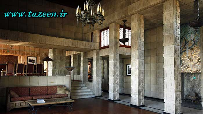 Ennis House, Frank Lloyd Wright